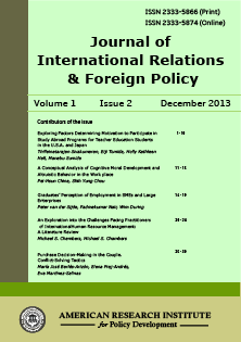 term paper on international relations International relations research papers discuss international relations' affect on trade between countries and how it affects their relations political science research papers are aailable at paper masters.